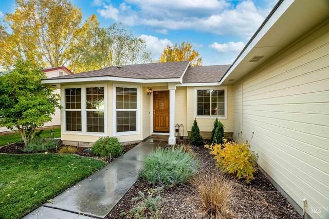 1201 E Oakridge Drive, Boise, ID 83716 (MLS #98822931) :: Epic Realty