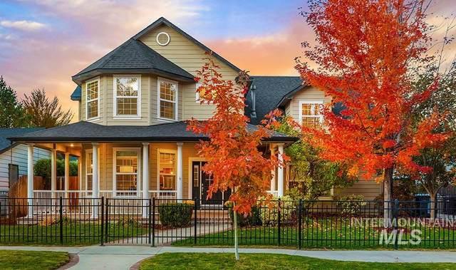912 W Brumback St, Boise, ID 83702 (MLS #98823363) :: Minegar Gamble Premier Real Estate Services