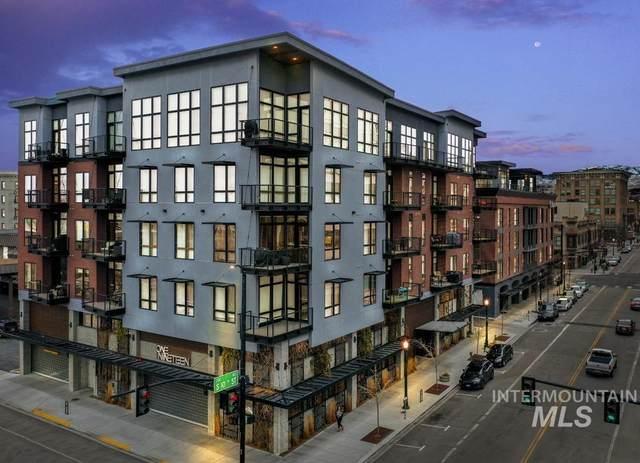 119 S 10th St #601 #601, Boise, ID 83702 (MLS #98823376) :: Minegar Gamble Premier Real Estate Services