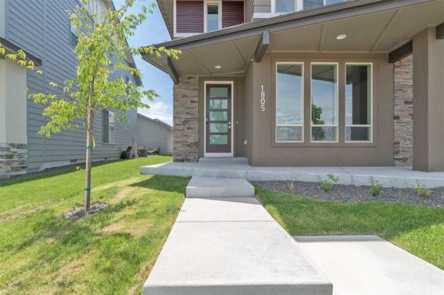 1882 W Heavy Timber Drive, Meridian, ID 83642 (MLS #98649942) :: Build Idaho
