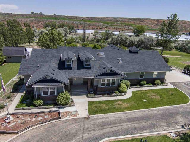 4854 N 950 E, Buhl, ID 83316 (MLS #98654868) :: Juniper Realty Group