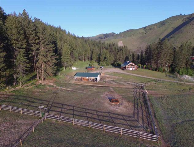 215 Rob's Cabin Rd., Garden Valley, ID 83622 (MLS #98656691) :: Boise River Realty