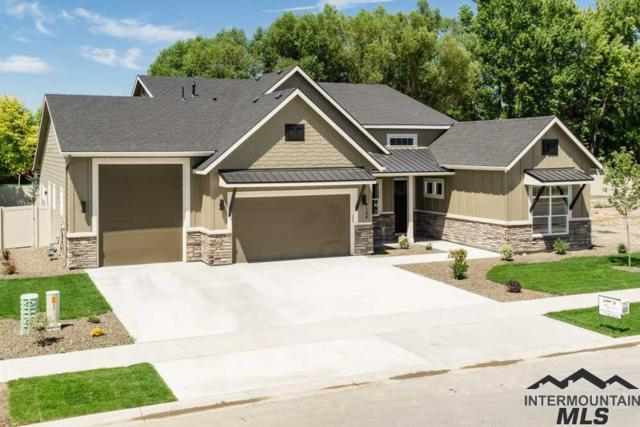4128 W Prickly Pear Dr, Eagle, ID 83616 (MLS #98683883) :: Bafundi Real Estate