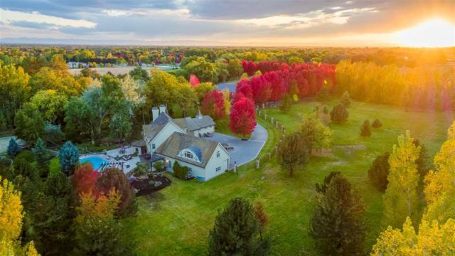 3100 N Glen Stuart Lane, Eagle, ID 83616 (MLS #98684970) :: Full Sail Real Estate