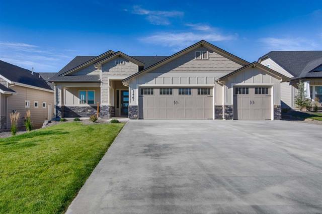 11761 W Cross Slope Way, Nampa, ID 83686 (MLS #98690623) :: Juniper Realty Group