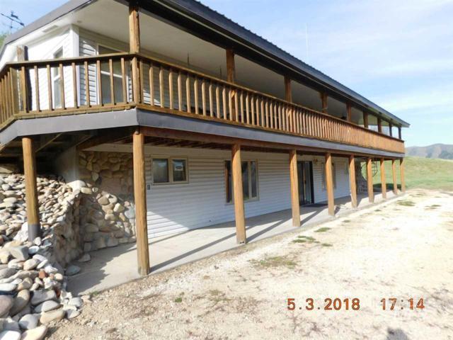 248 W Bentzinger Drive, Pine, ID 83647 (MLS #98691211) :: Boise River Realty