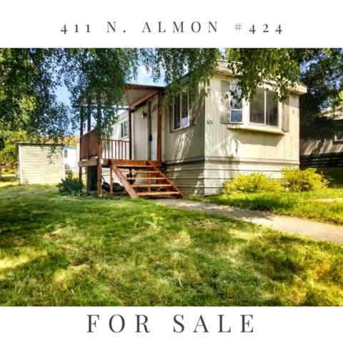 411 N Almon Sp.424, Moscow, ID 83843 (MLS #98694718) :: Team One Group Real Estate