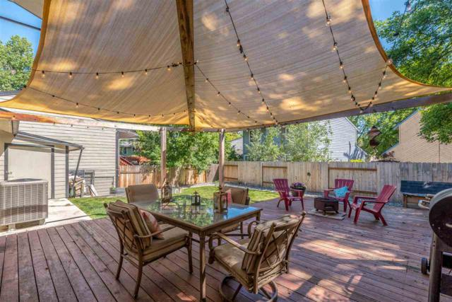 1823 Raintree, Boise, ID 83712 (MLS #98694770) :: Givens Group Real Estate
