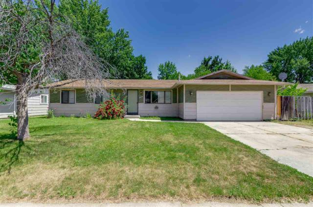 3974 S Ticonderoga Way, Boise, ID 83706 (MLS #98695998) :: Build Idaho
