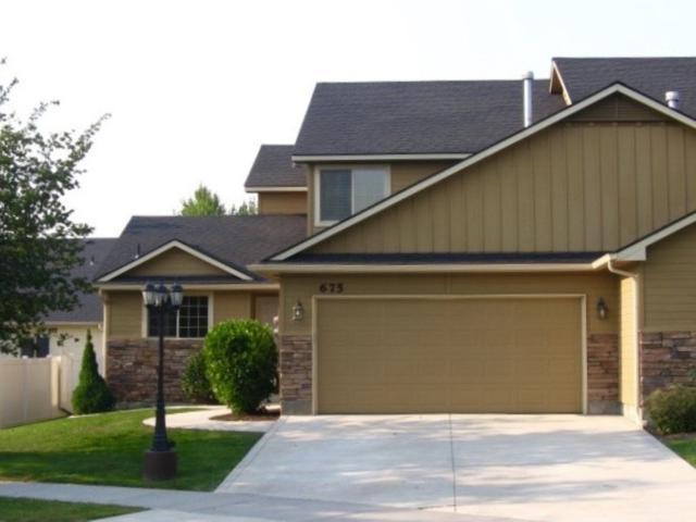 675 N Shadowfox Pl. E-1, Eagle, ID 83616 (MLS #98696059) :: Jon Gosche Real Estate, LLC