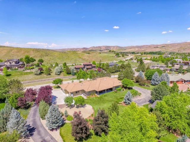 5735 W Pheasant Circle, Boise, ID 83714 (MLS #98698426) :: Team One Group Real Estate