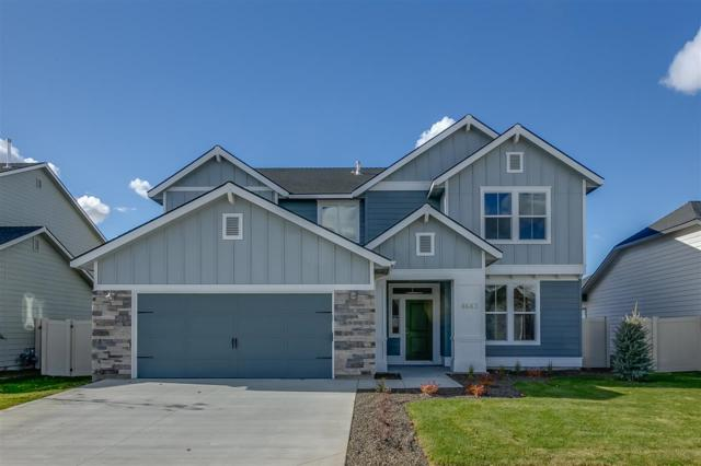 4643 S Martinel Way, Meridian, ID 83642 (MLS #98699926) :: Team One Group Real Estate