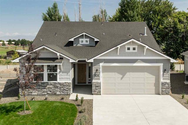 834 N Ash Pine Way, Meridian, ID 83642 (MLS #98705596) :: Full Sail Real Estate