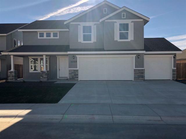 1089 E Jack Creek St., Kuna, ID 83634 (MLS #98706072) :: Jon Gosche Real Estate, LLC