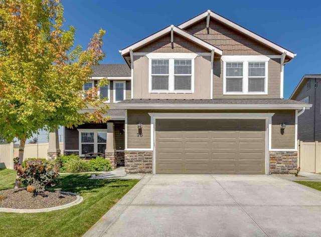 76 E Copper Ridge St, Meridian, ID 83646 (MLS #98706790) :: Full Sail Real Estate