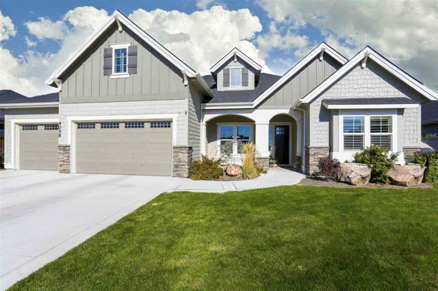 4058 W Wolf Rapids St, Meridian, ID 83646 (MLS #98708790) :: Build Idaho