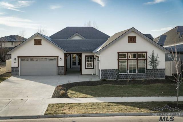 4121 W Prickly Pear Dr, Eagle, ID 83616 (MLS #98708987) :: Bafundi Real Estate