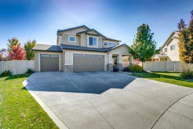 4378 S Genoard Place, Meridian, ID 83642 (MLS #98709747) :: Build Idaho