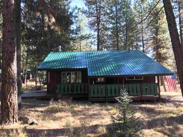 8 Eightmile Drive, Lowman, ID 83637 (MLS #98709832) :: Juniper Realty Group