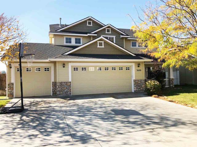 3699 S Upper Fork Way, Boise, ID 83709 (MLS #98709963) :: Juniper Realty Group