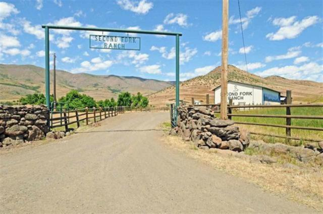 27601 Second Fork Rd., Ola, ID 83657 (MLS #98710635) :: Idahome and Land