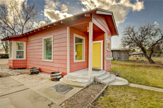 860 N 28th Street, Boise, ID 83702 (MLS #98715347) :: Boise River Realty