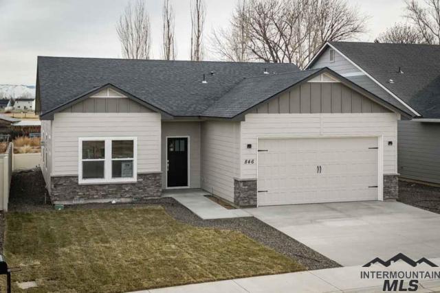 846 N Ash Pine Way, Meridian, ID 83642 (MLS #98715768) :: Jackie Rudolph Real Estate
