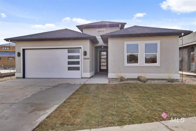 3849 W Dover Dr, Meridian, ID 83642 (MLS #98717607) :: New View Team