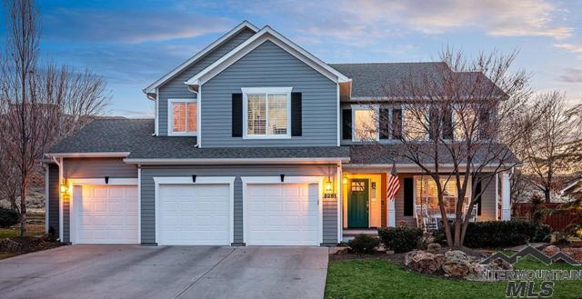 5281 S Hayseed Way, Boise, ID 83716 (MLS #98717807) :: Jon Gosche Real Estate, LLC