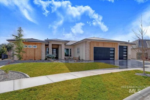 741 W Water Vista Drive, Eagle, ID 83616 (MLS #98718617) :: Team One Group Real Estate