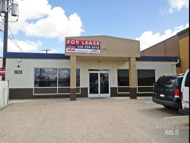 1624 N Meridian Road, Meridian, ID 83642 (MLS #98719400) :: Alves Family Realty