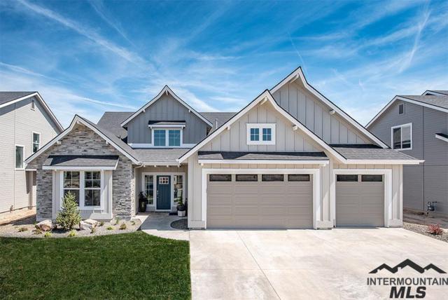 5375 N Palio Ave, Meridian, ID 83646 (MLS #98719619) :: Team One Group Real Estate