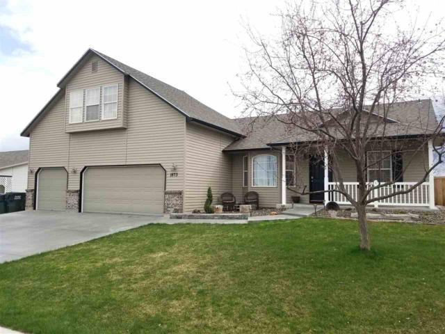 1873 W Yukon Dr, Kuna, ID 83634 (MLS #98719846) :: Full Sail Real Estate