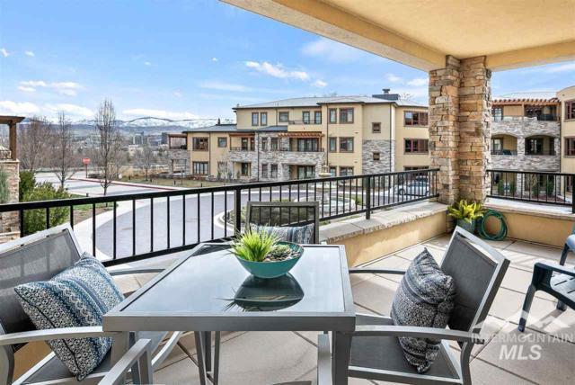3005 Crescent Rim Drive #201 #201, Boise, ID 83706 (MLS #98720162) :: Jon Gosche Real Estate, LLC
