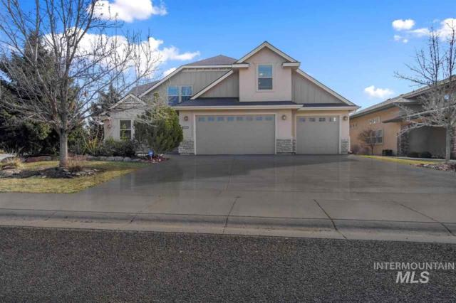 2120 S Chipper Way, Eagle, ID 83616 (MLS #98720646) :: Adam Alexander
