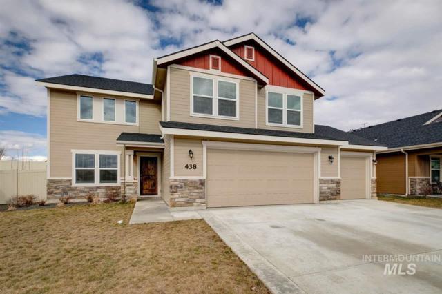 438 E Havasu Falls Street, Meridian, ID 83646 (MLS #98720652) :: Minegar Gamble Premier Real Estate Services