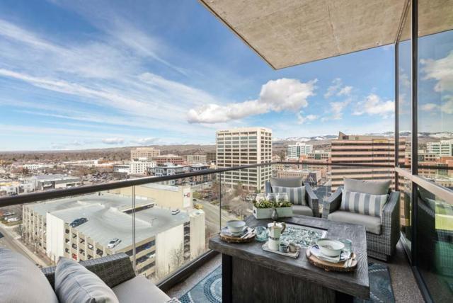 851 W Front Street  #1204, Boise, ID 83702 (MLS #98722173) :: Epic Realty