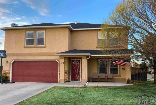 182 E Willow Creek Dr, Middleton, ID 83644 (MLS #98722485) :: Jon Gosche Real Estate, LLC
