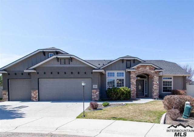 2313 W Teton Place, Nampa, ID 83686 (MLS #98722785) :: Full Sail Real Estate