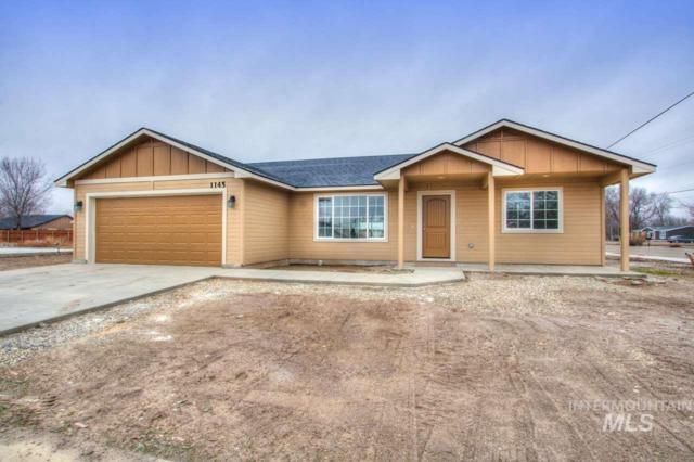 1145 W 10th St, Weiser, ID 83672 (MLS #98723129) :: Full Sail Real Estate