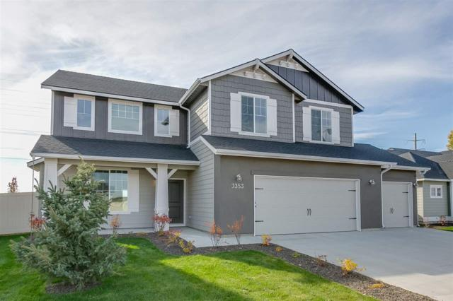 4295 W Spring House Dr, Eagle, ID 83616 (MLS #98723761) :: Adam Alexander