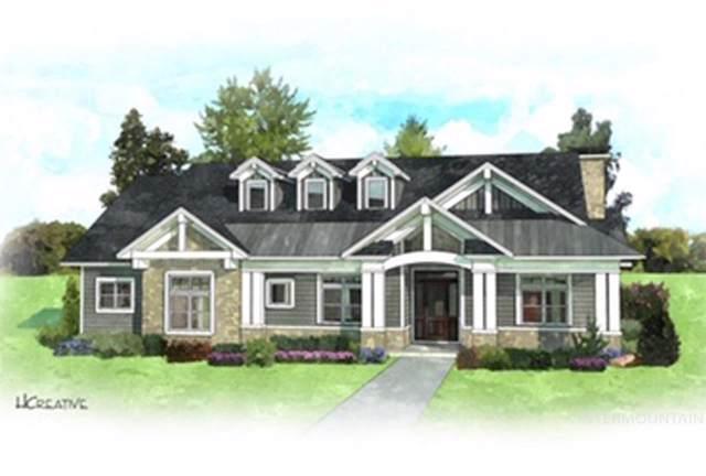 1795 S Isla Del Rio Way, Eagle, ID 83616 (MLS #98723796) :: Team One Group Real Estate