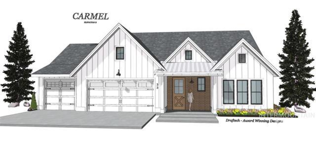 4140 W Silver River Street, Meridian, ID 83646 (MLS #98724143) :: Jackie Rudolph Real Estate