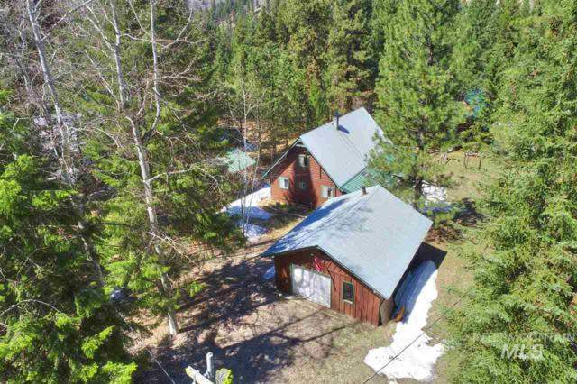 4 Pine Dr., Lowman, ID 83637 (MLS #98724389) :: Legacy Real Estate Co.