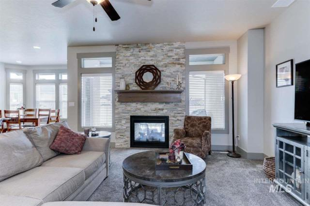 3952 S Morning Glow Pl, Meridian, ID 83642 (MLS #98724885) :: Jon Gosche Real Estate, LLC