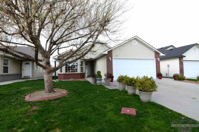181 E Spinosa Dr, Meridian, ID 83646 (MLS #98725092) :: Jon Gosche Real Estate, LLC