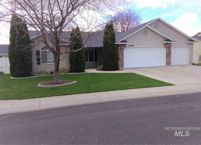 1008 Pintail Street, Fruitland, ID 83619 (MLS #98725232) :: Legacy Real Estate Co.