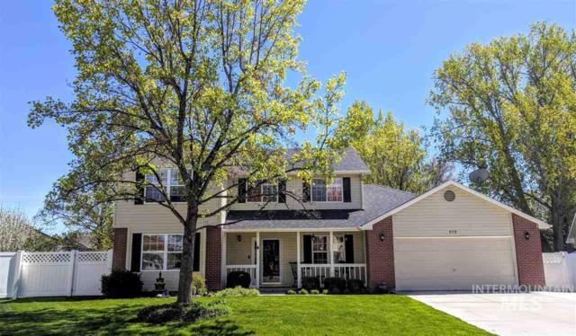 970 N White Lily Ave, Meridian, ID 83642 (MLS #98725658) :: Jon Gosche Real Estate, LLC