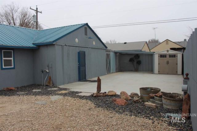 203 Garber Street, Caldwell, ID 83605 (MLS #98726342) :: Jackie Rudolph Real Estate