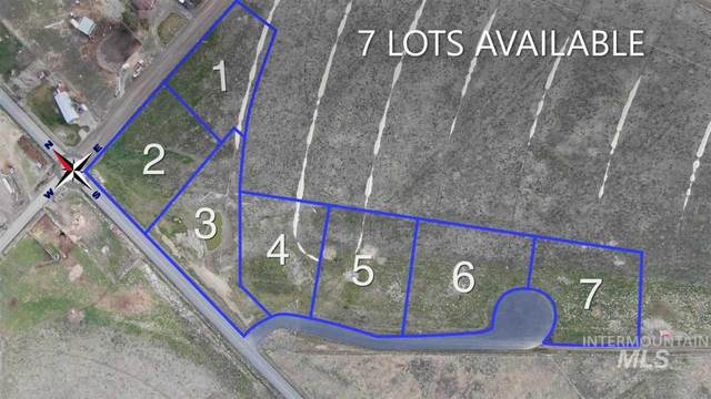 3503 E 3300 N (Lot 2), Kimberly, ID 83341 (MLS #98726385) :: Beasley Realty